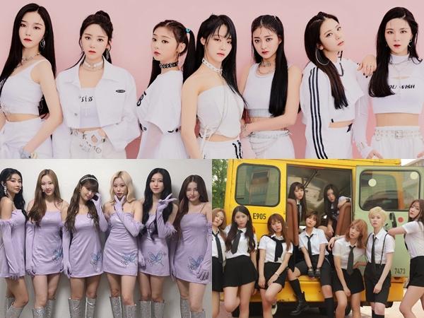 8 Girl Group Ini Menambah Anggota Baru Setelah Debut