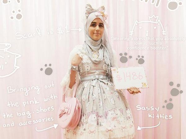 Gemas, Ini Tren Busana Lolita Terinspirasi Pakaian Anak-Anak Dari Jepang!