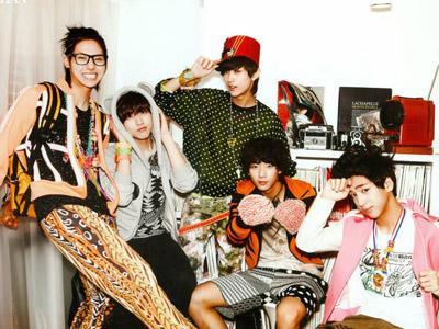 B1A4 Gelar Showcase di Jakarta 12 Maret Mendatang