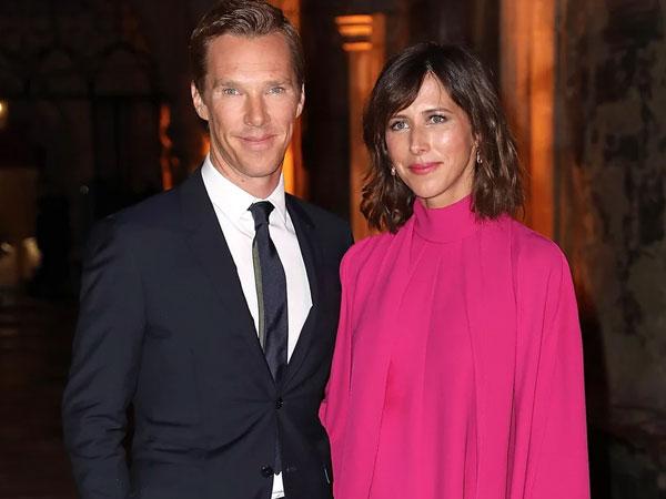 Diam-diam, Benedict Cumberbatch dan Sang Istri Dikaruniai Anak Kedua!