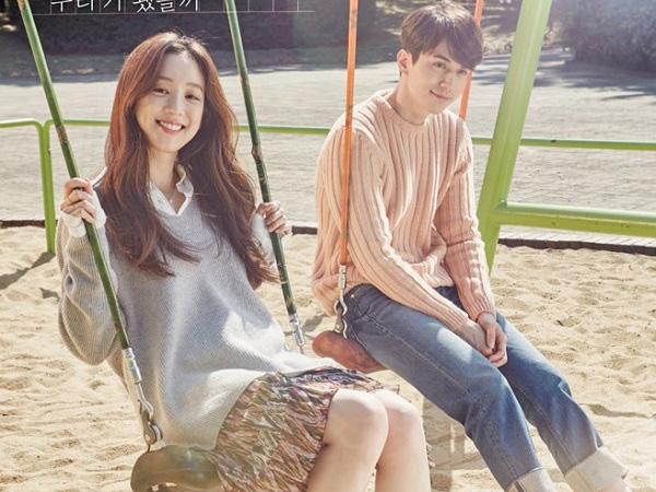 Selain Kocak, Lee Dong Wook Dan Jung Ryeo Won Terlihat Penuh Chemistry Dalam Drama 'Bubble Gum'