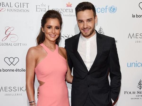 Debut Sebagai Pasangan di Red Carpet, Liam Payne 1D dan Cheryl Cole Tampil Mesra