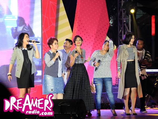 First Idol Reunion Ajak Penonton Bernostalgia di Dreamers Festival 2015