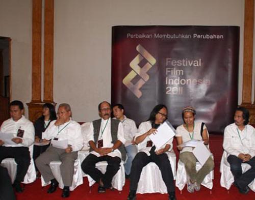 Berikut Daftar Nominasi FFI 2011