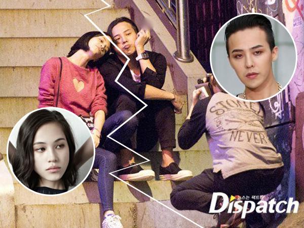 Inikah Penyebab Kandasnya Hubungan Asmara G-Dragon dan Kiko Mizuhara?