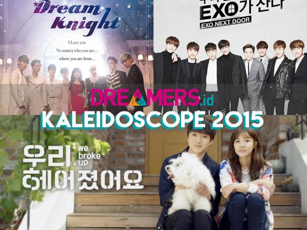 Simak Lagi Web Drama Populer yang Dibintangi Idola K-Pop Sepanjang Tahun 2015