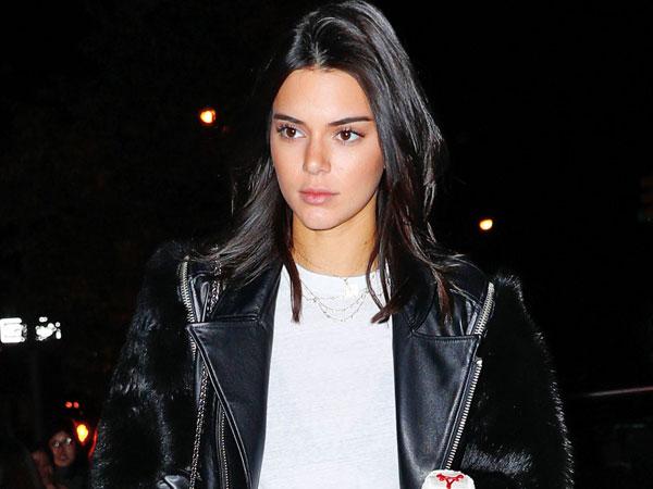 Terlihat Beda, Kendall Jenner Lakukan 'Suntik' Pada Bagian Bibirnya?
