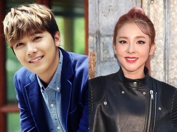 Hongki FT Island dan Sandara Park Dipastikan 'Makan Bareng' di Episode Spesial 'Let's Eat Together'
