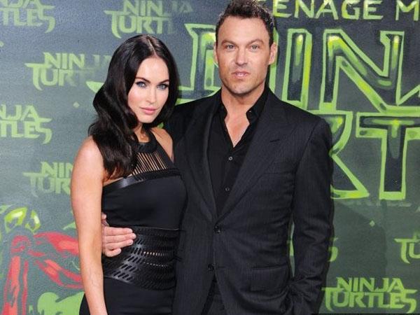 Hamil Anak Ketiga, Megan Fox Batal Gugat Cerai Brian Austin Green?