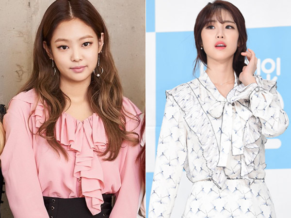 Contek Fashion Spring Korea, Ruffle and Frill yang Cocok Dikenakan untuk Acara Bukber!