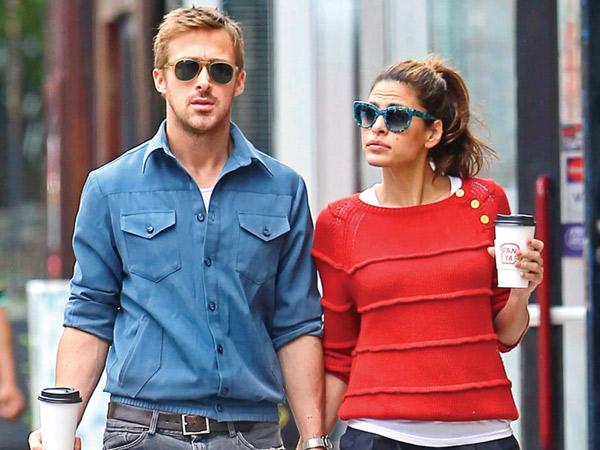 Sudah Miliki Dua Anak, Eva Mendes dan Ryan Gosling Akhirnya Menikah?