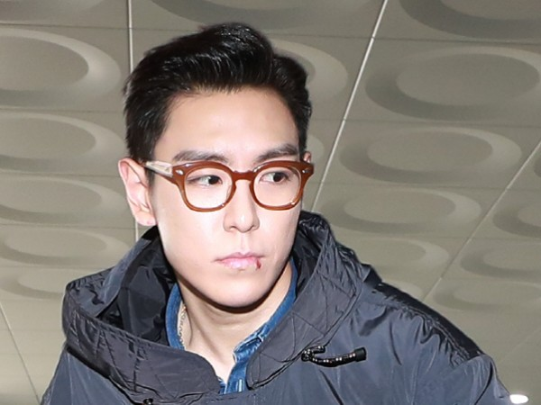 Tak Ingin Diramaikan, T.O.P BIGBANG Resmi Bebas Tugas Wajib Militer Hari Ini