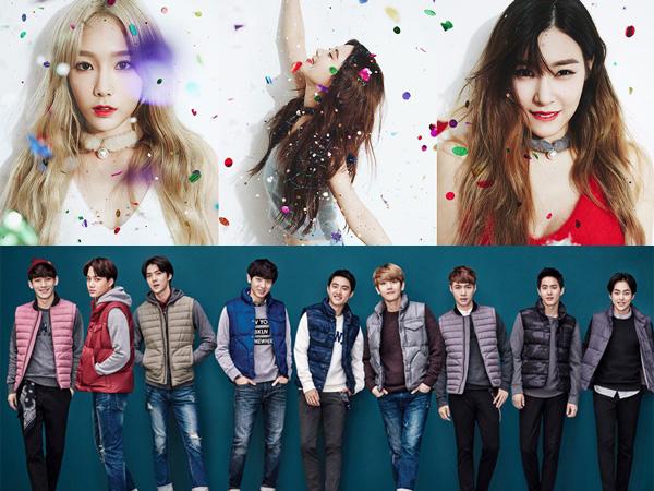 TaeTiSeo dan EXO Kompak akan Donasikan Hasil Penjualan Album Spesial Musim Dinginnya