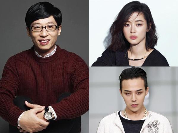 Kalahkan Jun Ji Hyun Hingga G-Dragon, Yoo Jae Suk Jadi Selebriti Paling Dicintai di Korsel