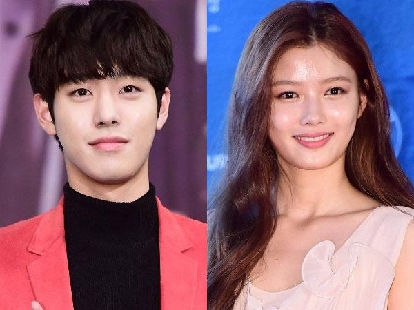 Ahn Hyo Seop Dipastikan Jadi Pasangan Kim Yoo Jung di Drama Baru JTBC