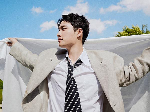 D.O EXO Cerita di Balik Judul Album dan Lagu Ciptaannya