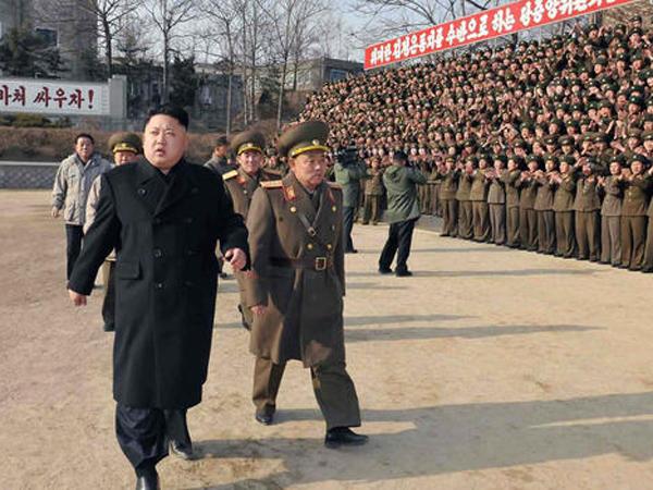 Latihan Perang, Tembakan Artileri Korea Utara Terdengar Ke Korea Selatan