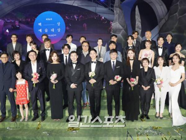 Dominasi Anti-Mainstream, Inilah Daftar Lengkap Pemenang '54th Baeksang Arts Awards'!