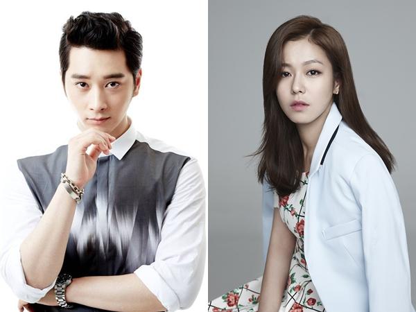 Siap Akting Lagi, Chansung 2PM Dipasangkan Dengan Kyung Soo Jin Di Web Drama Terbaru Ini!