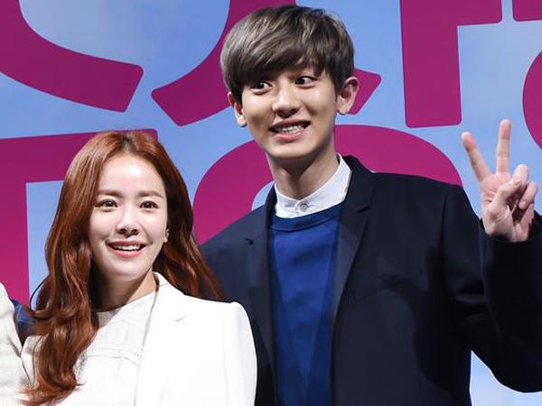 Kecantikan Aktris Han Ji Min Bikin Chanyeol EXO Susah Makan!