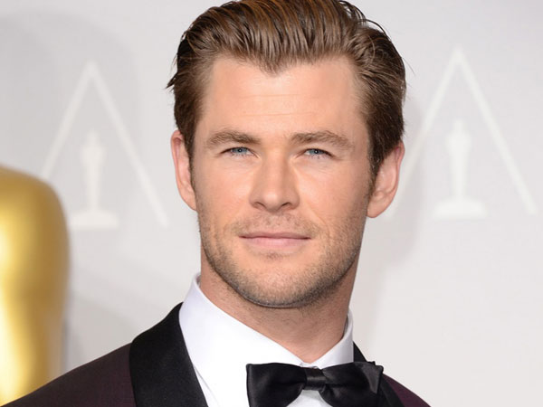Chris Hemsworth Dihantui Penyanyi Country Hank Williams di Film Terbarunya?