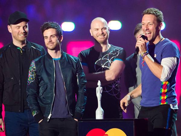 Cinta Lingkungan, Coldplay Tolak Gelar Tur Konser