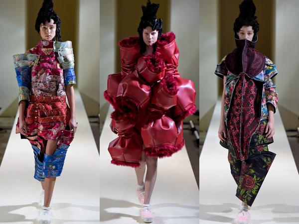 Koleksi Brand Fashion Unik & Aneh di Paris Fashion Week! Berani Pakai?