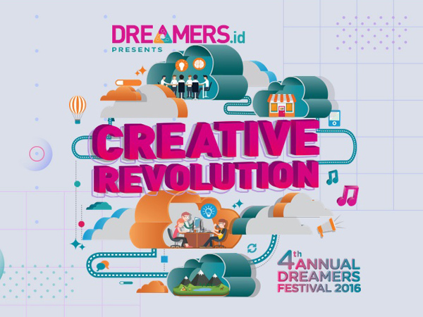 Yuk, Dukung Fanbase dan Komunitas Favorit Kamu di 'Dreamers Festival 2016!