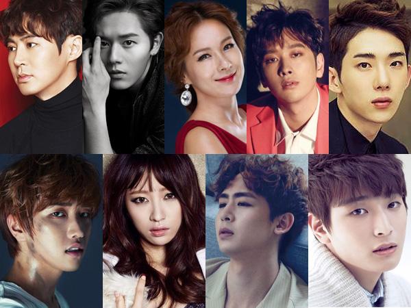 Wow, KBS akan Hadirkan 'Korean-Chinese Dream Team' dengan 9 Bintang Korea Ternama!