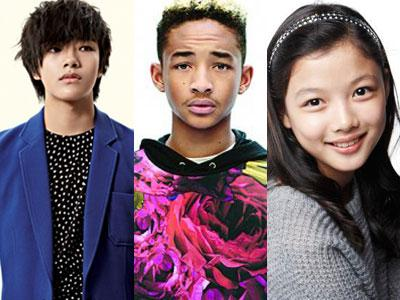 Wakili Remaja Korea, Yeo Jun Gu & Kim Yoo Jung Temui Anak Will Smith