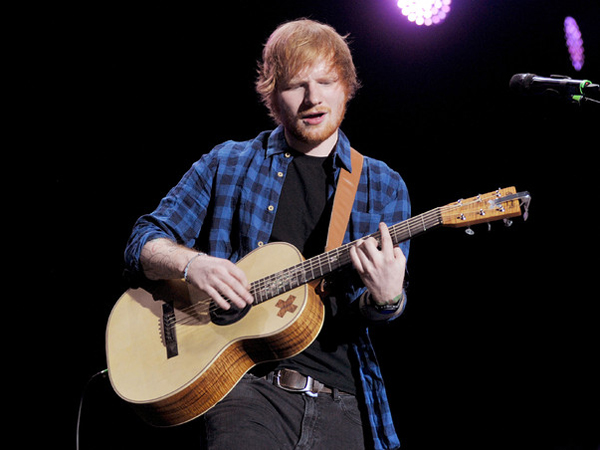 Ed Sheeran Ternyata Pernah Pup di Celana Saat Sedang Konser!