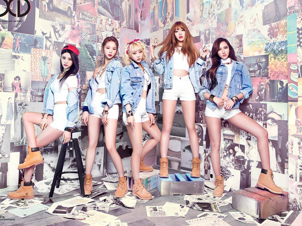 Wah, Video Musik 'Ah Yeah' EXID Banyak Disensor!