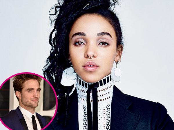 Intip Curhatan FKA Twigs Tentang Kehidupannya yang Baru Bersama Robert Pattinson