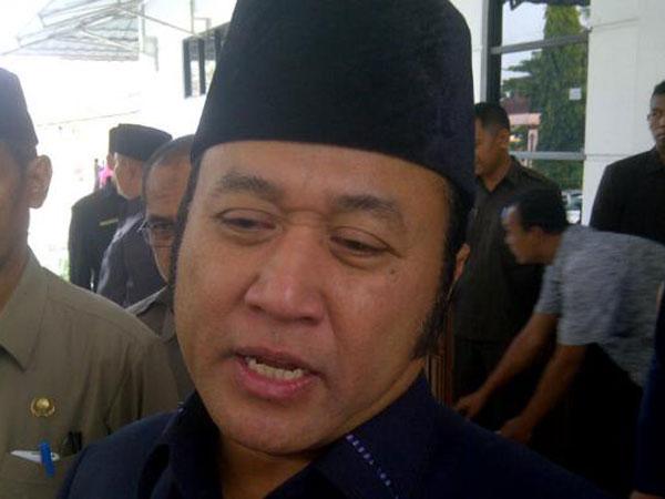 Bupati Lampung Selatan Terjaring OTT KPK Punya 50 Tanah Lampung-Jakarta Ternyata Adik Ketua MPR