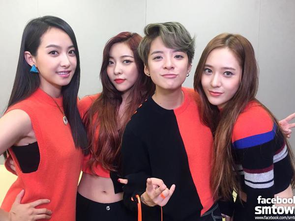 Ingin Lebih Dekat Dengan Fans, f(x) Hadirkan Reality Show!