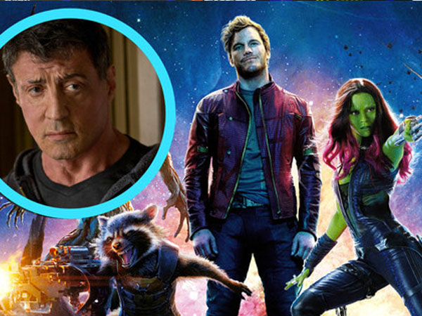 Foto Ini Jadi Bukti Sylvester Stallone Miliki Peran Rahasia di 'Guardians of The Galaxy 2'?
