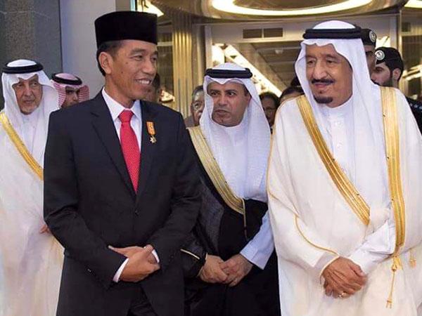 4 Hadiah Spesial Raja Salman Untuk Indonesia