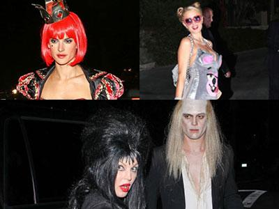 Serunya Kostum Halloween 2013 Para Selebriti Hollywood