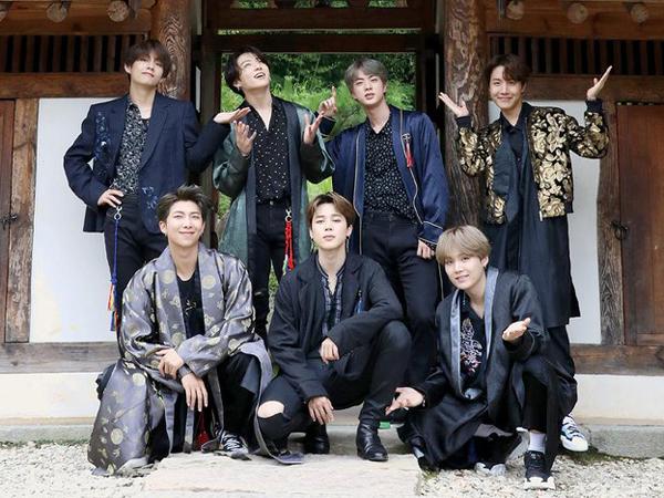 Kerennya Gaya Fashion Hanbok Modern BTS di Perayaan Chuseok