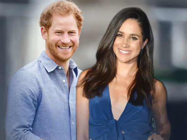 Perdana, Pangeran Harry dan Meghan Markle Tertangkap Kamera Saat Kencan!