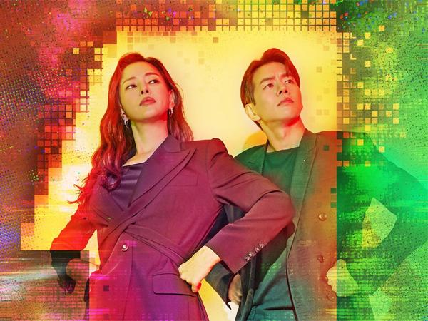 Honey Lee dan Lee Sang Yoon Siap Melawan Para Penguasa Jahat di Poster 'One the Woman'