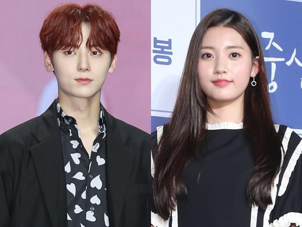Minhyun NU'EST Dipasangkan dengan Jung Da Bin dalam Web Drama Baru