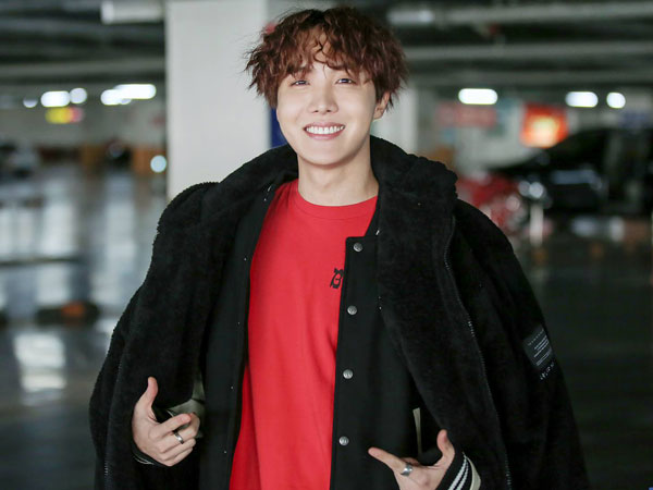Gaya Swag J-Hope BTS Ikut Tantangan Dance #InMyFeelingsChallenge