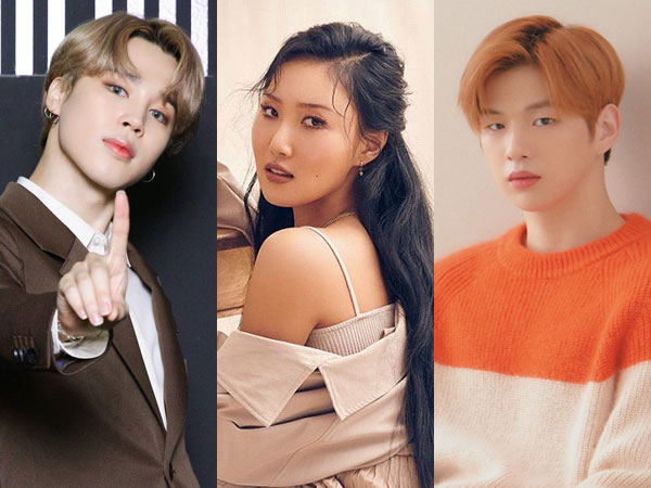 Daftar Terbaru Idola K-Pop Paling Populer Saat Ini, Ada Biasmu?