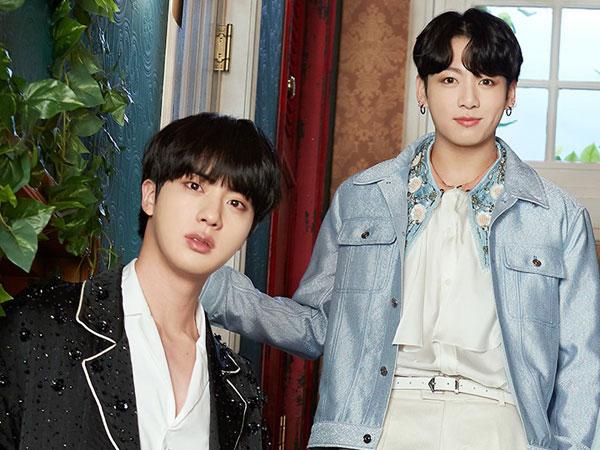 Isi Surat Jin dan Jungkook untuk Comeback BTS yang Buat Fans Semakin Kangen