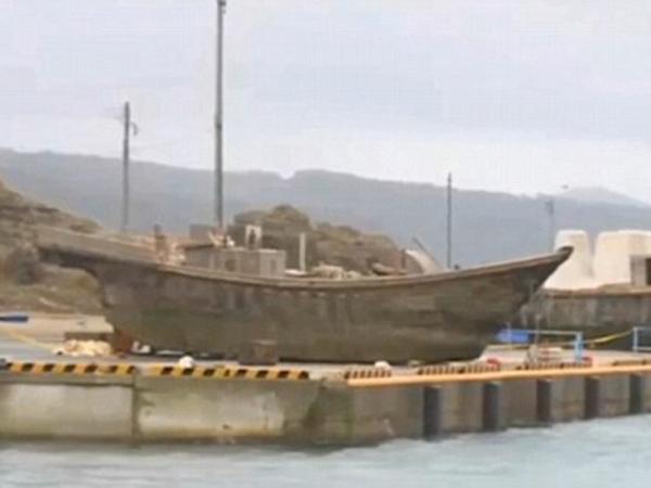 """Terdampar di Lepas Pantai Jepang, 11 Kapal """"Hantu"""" Ini Berisi Puluhan Mayat Manusia"""