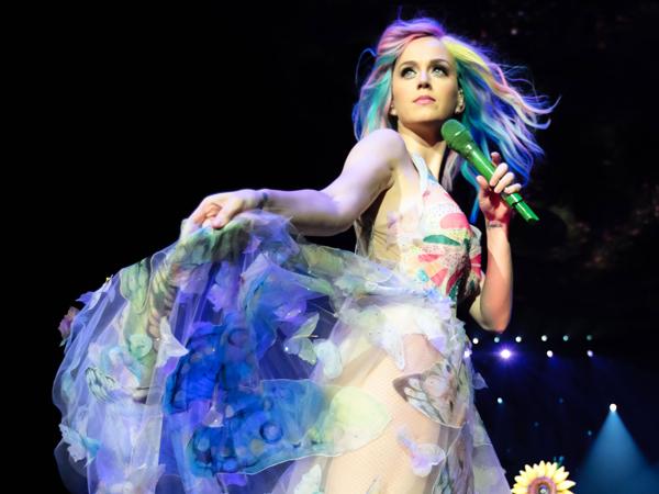 Jelang Konser di Indonesia, Ini Dua Permintaan Penting Katy Perry!