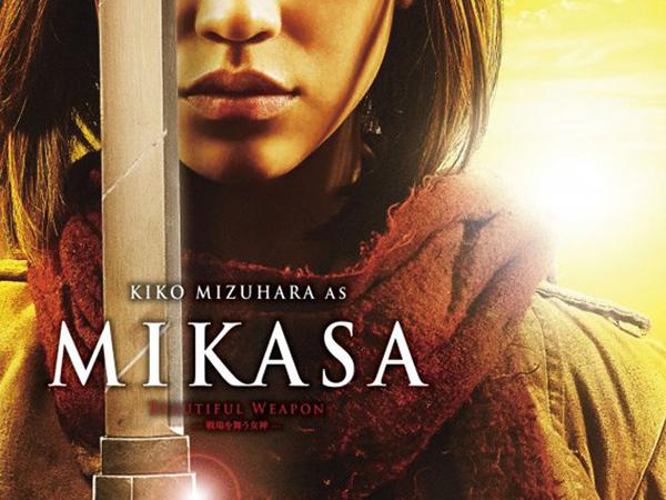 Film Terbaru Kiko Mizuhara 'Attack On Titan' Akan Dirilis Di Amerika Serikat!