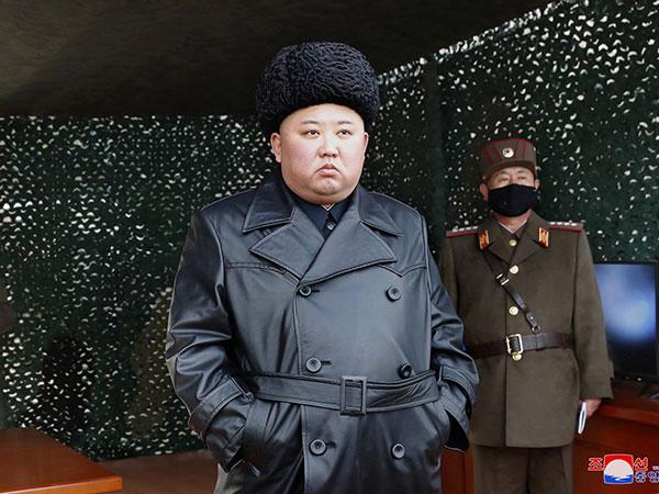 Klaim Kim Jong Un Menghilang karena Hindari Virus Corona