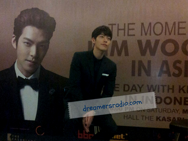 Pertama Kali ke Jakarta, Apa Sih yang Dirasakan Kim Woo Bin?